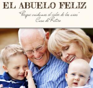 >Casa de Retiro El Abuelo Feliz