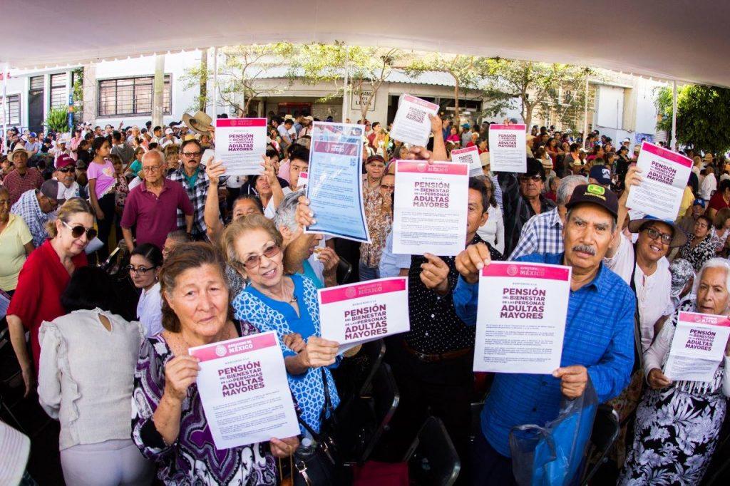 Secretaría De Bienestar Sedesol Ayudas Al Adulto Mayor