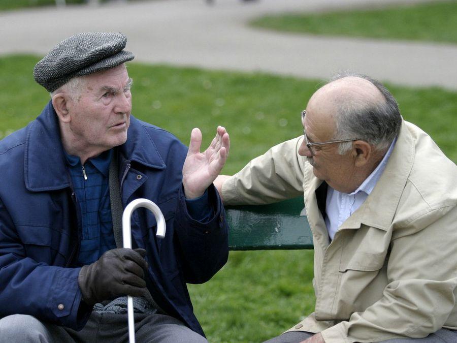 interacción social en el adulto mayor