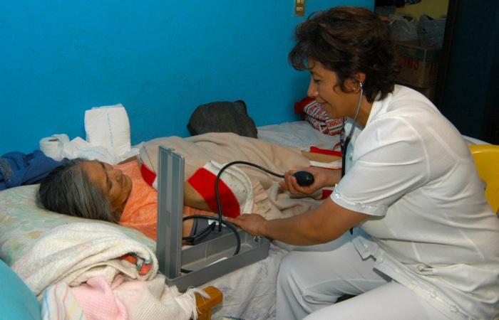 Visita Médica Domiciliaria IMSS