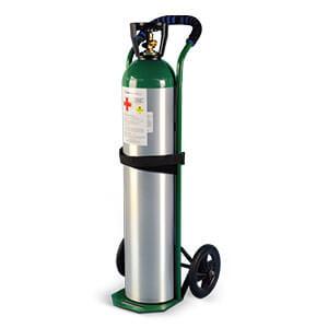 imagen de Tanque de Oxígeno Portátil