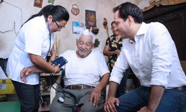 Este programa social actualmente está vigente en la Ciudad de México y existen planes de que la Secretaría de Salud lo implemente en el resto del país.