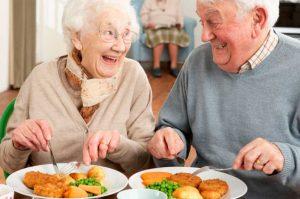imagen de Alimentación en el adulto mayor