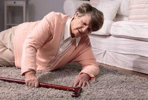 imagen de Caídas en el adulto mayor