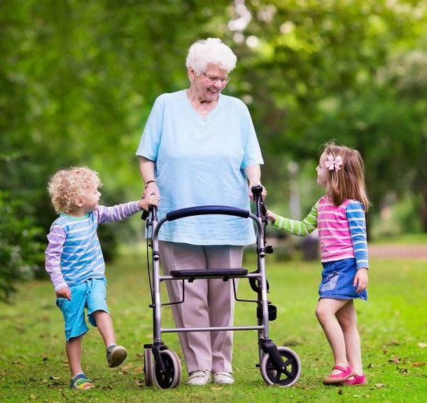 Movilidad adulto mayor