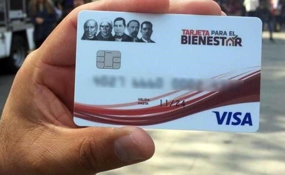 Tarjeta para el Bienestar Visa
