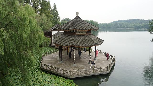 Lugares para realizar Tai Chi