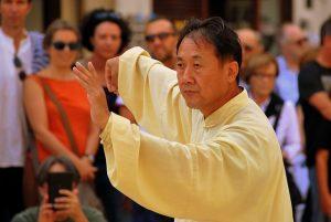 imagen de Tai Chi para Adultos Mayores