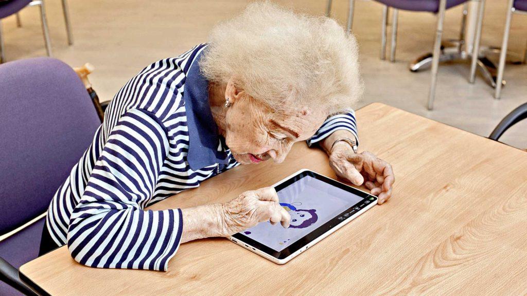 Juegos de memoria visual para adultos mayores