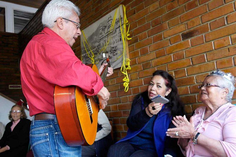 Musicoterapia en adultos mayores