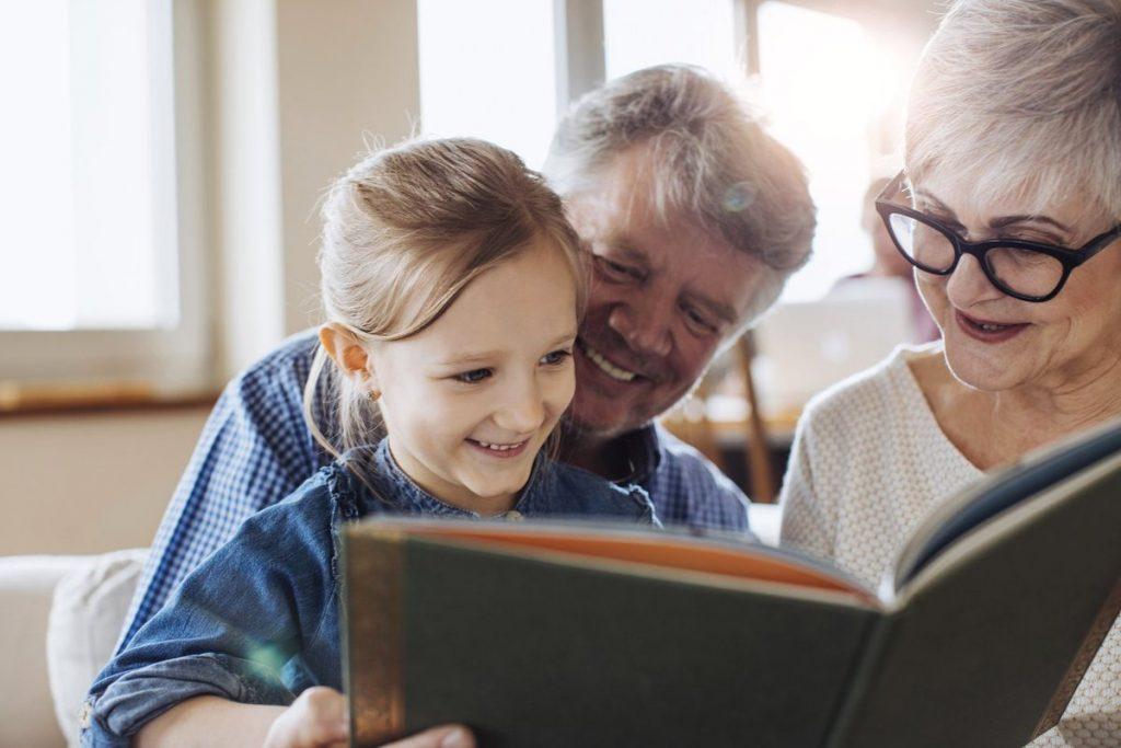 lectura para el adulto mayor