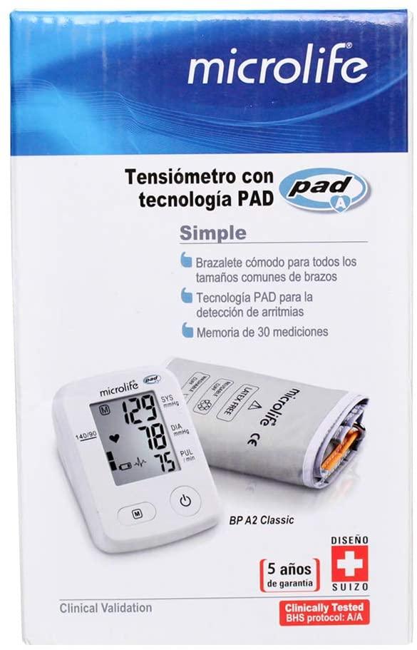 Baumanómetro Digital Microlife - BP3AG1