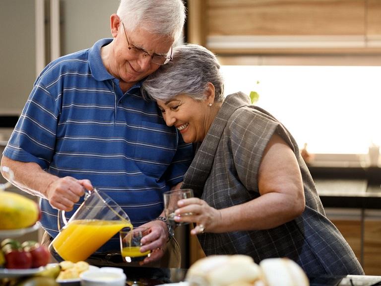 Beneficios de la Cocina para Adultos Mayores