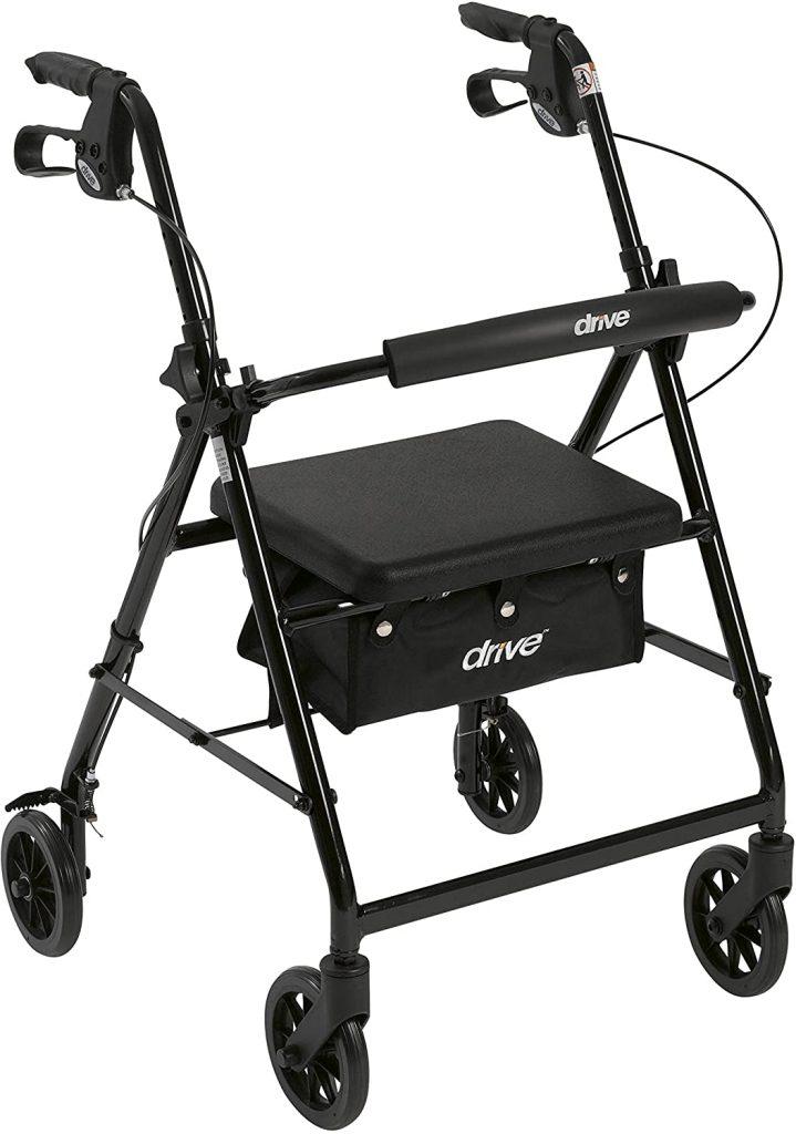 Medical Drive Rollator Walker