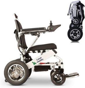 Culver Led Professional Silla de ruedas eléctrica