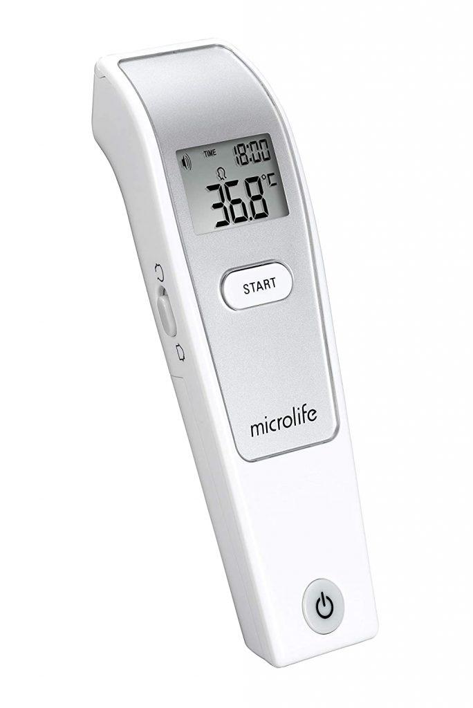 Termómetro digital Microlife