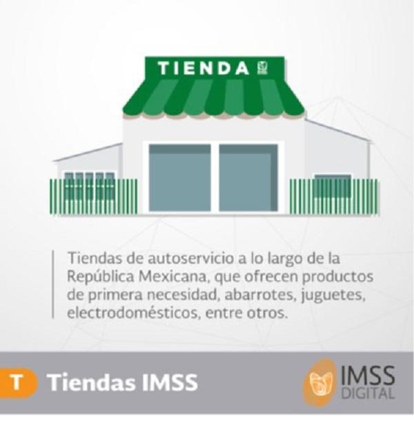Tiendas del IMSS