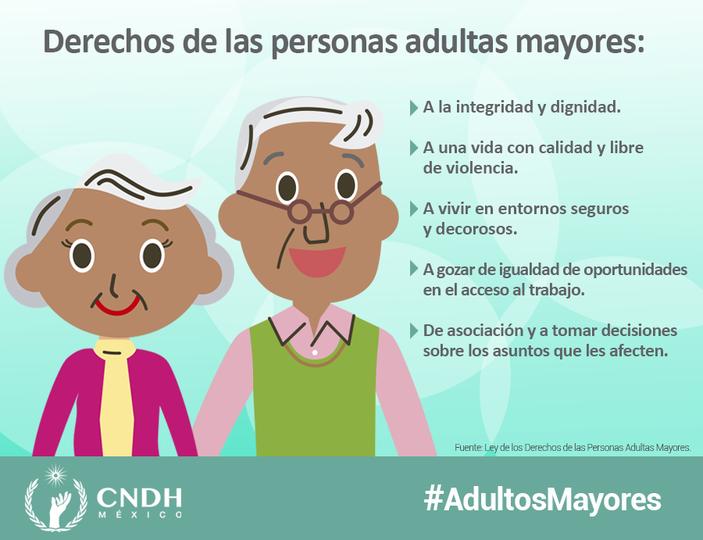 Derechos Humanos de los Adultos Mayores